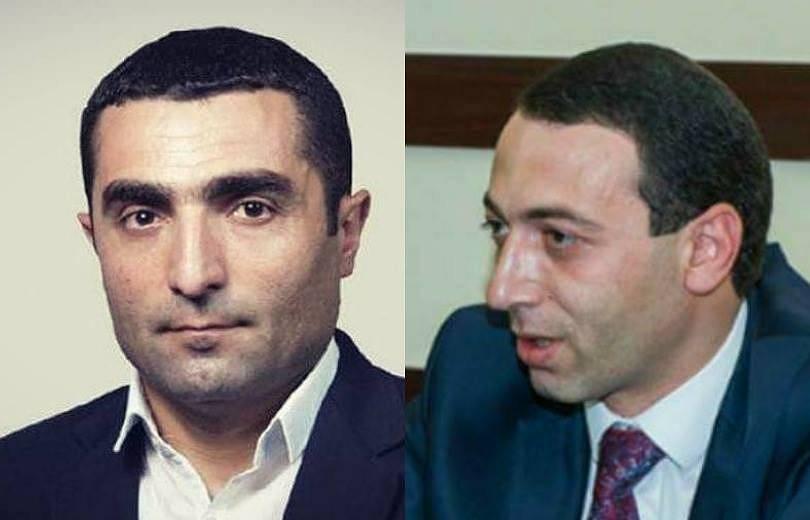 Romans Petrosyan Vahagn Gevorgyan